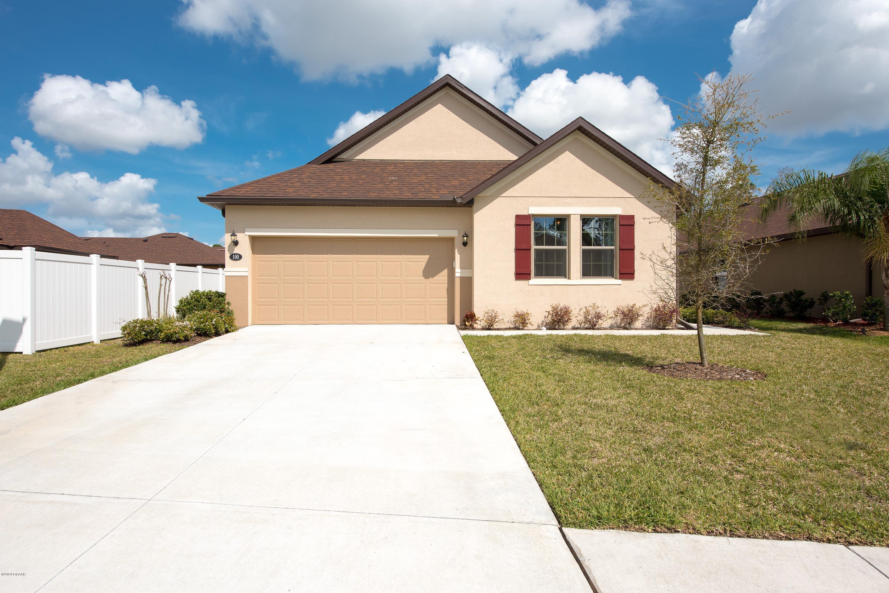 100 San Mardeen Ct, one of homes for sale in Holly Hill