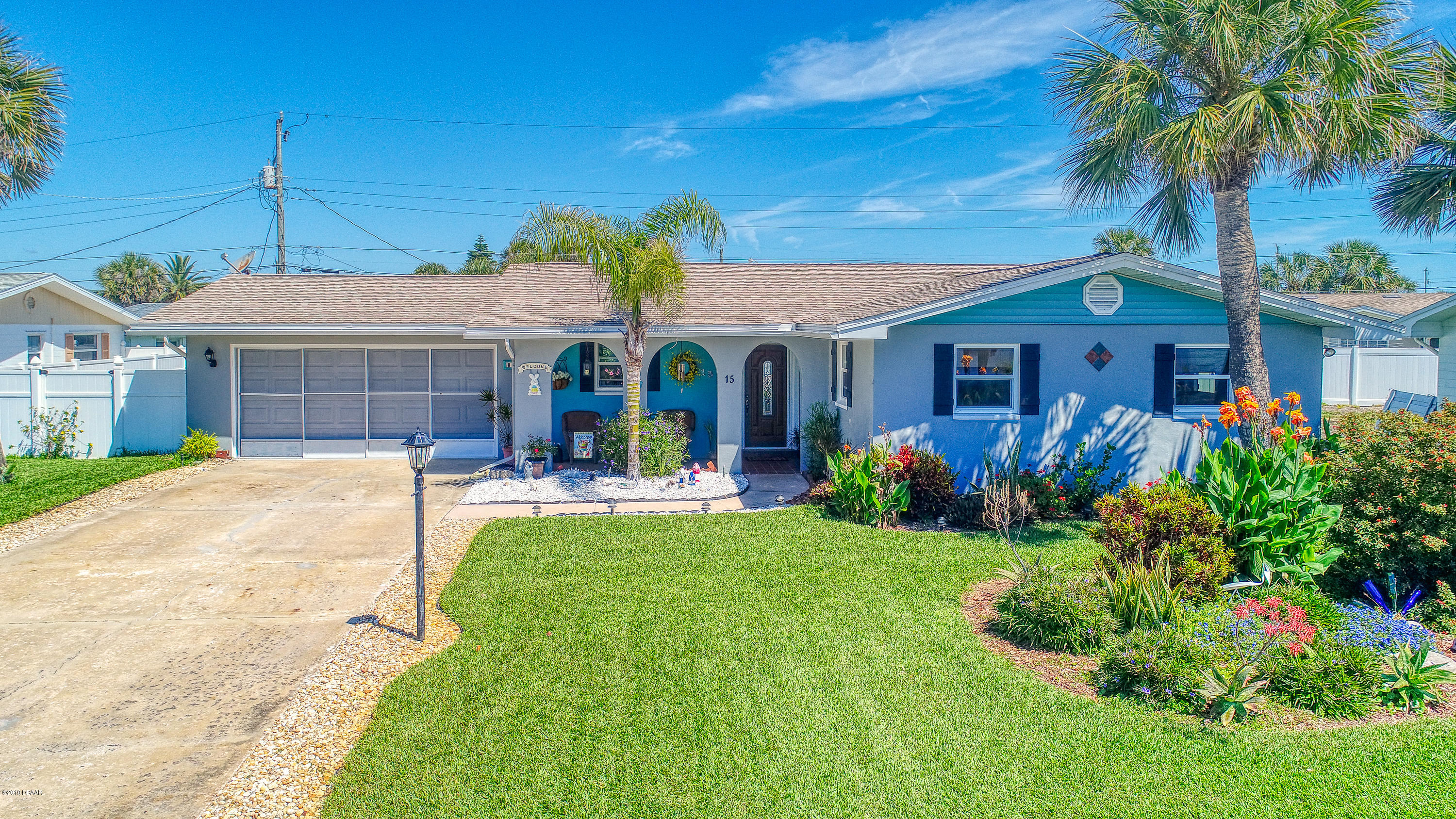 15 Longfellow Circle, Ormond-By-The-Sea in Volusia County, FL 32176 Home for Sale