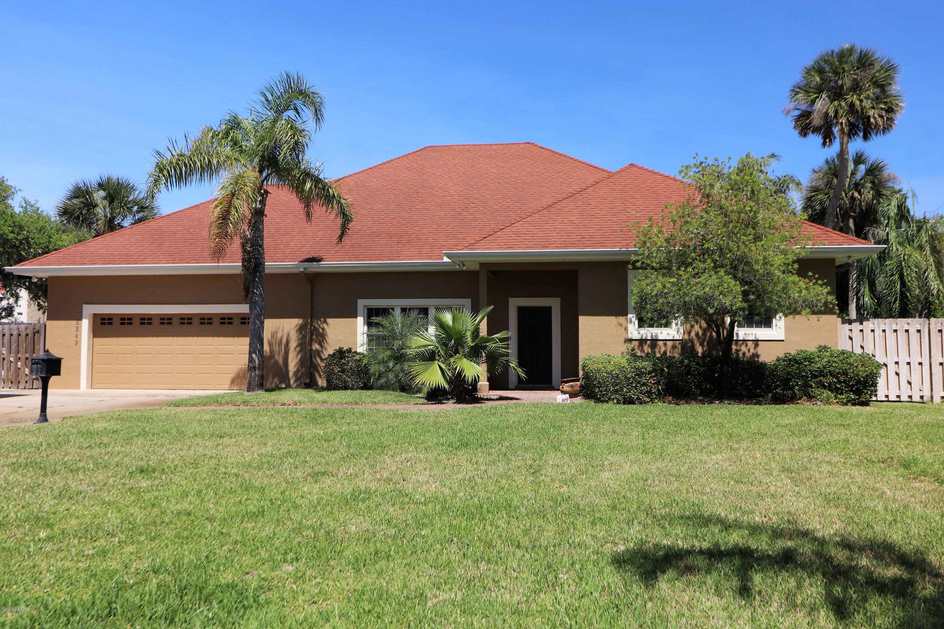 2249 John Anderson Drive, Ormond-By-The-Sea in Volusia County, FL 32176 Home for Sale