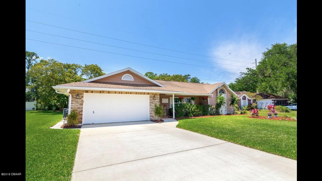 One of Ponce Inlet 3 Bedroom Homes for Sale at 6042 Burgundy Terrace