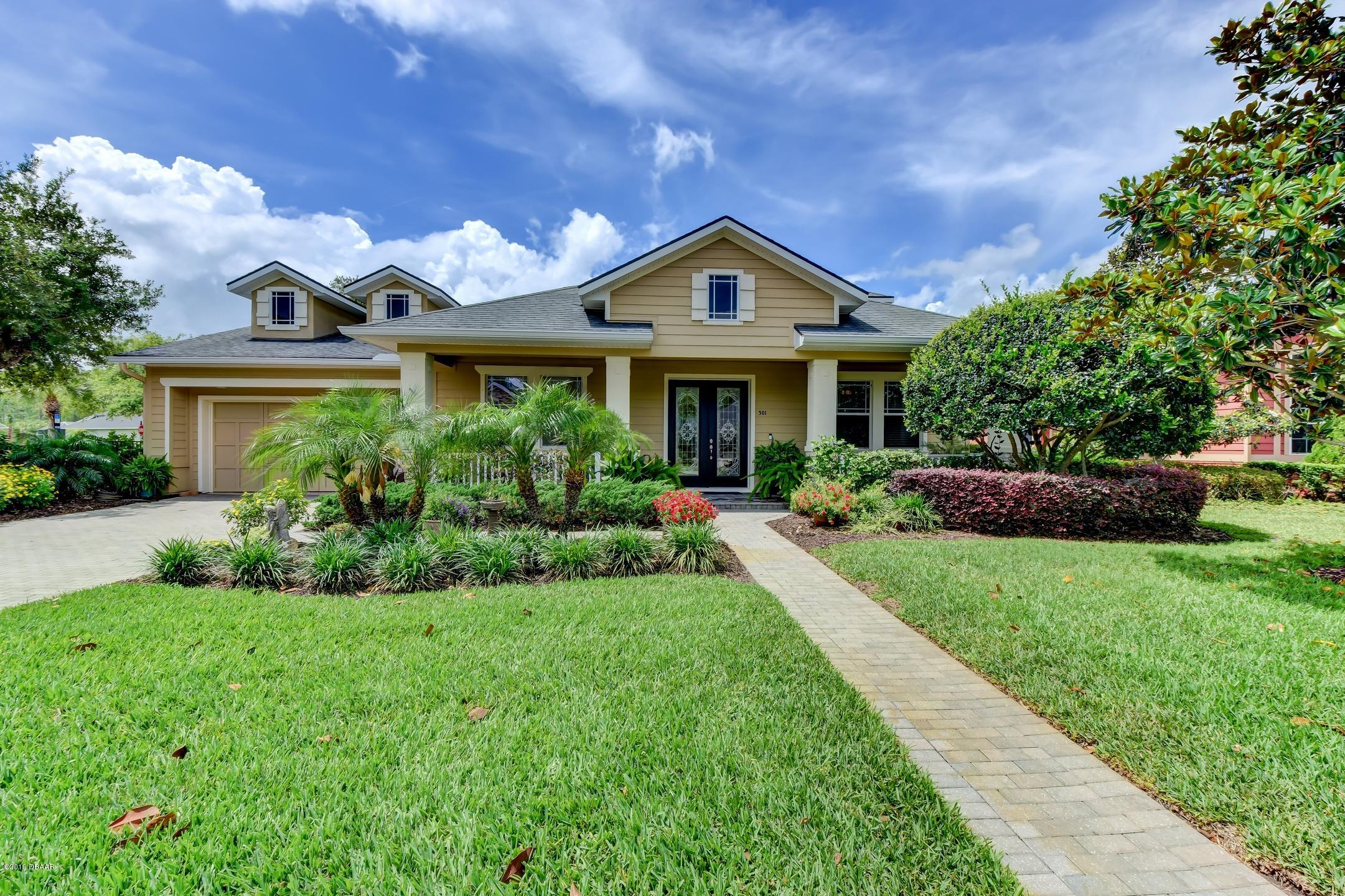 301 Chesham Street, Ormond Beach in Volusia County, FL 32174 Home for Sale