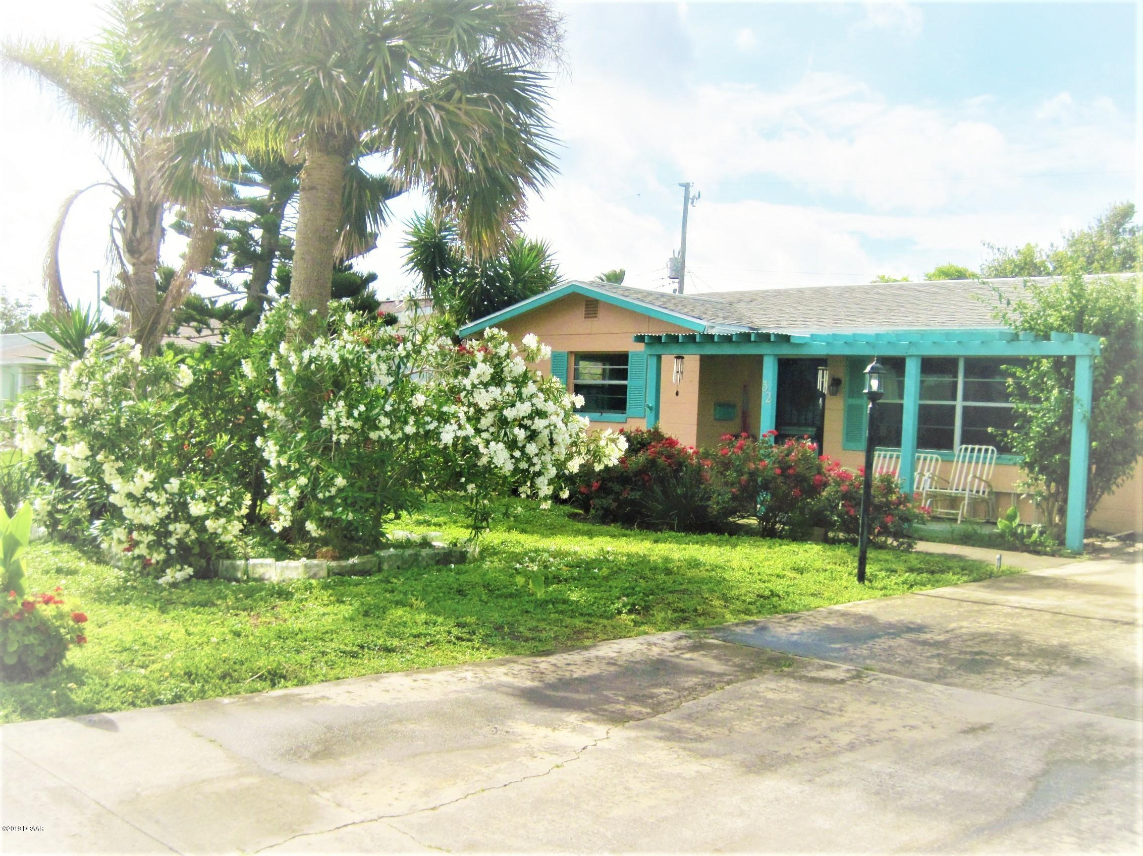 32 Sunset Boulevard, Ormond-By-The-Sea in Volusia County, FL 32176 Home for Sale