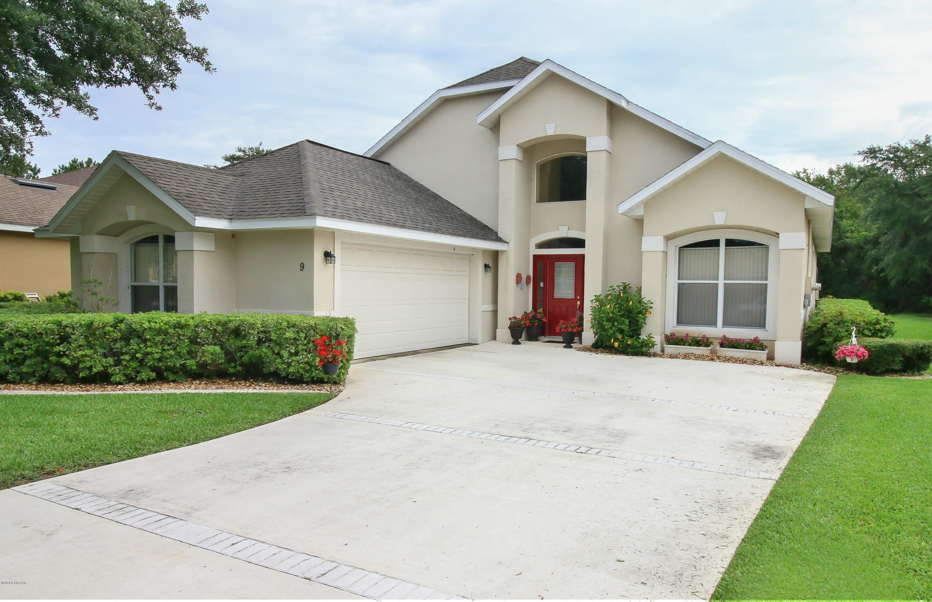 9 Acclaim At Lionspaw, Daytona Beach in Volusia County, FL 32124 Home for Sale