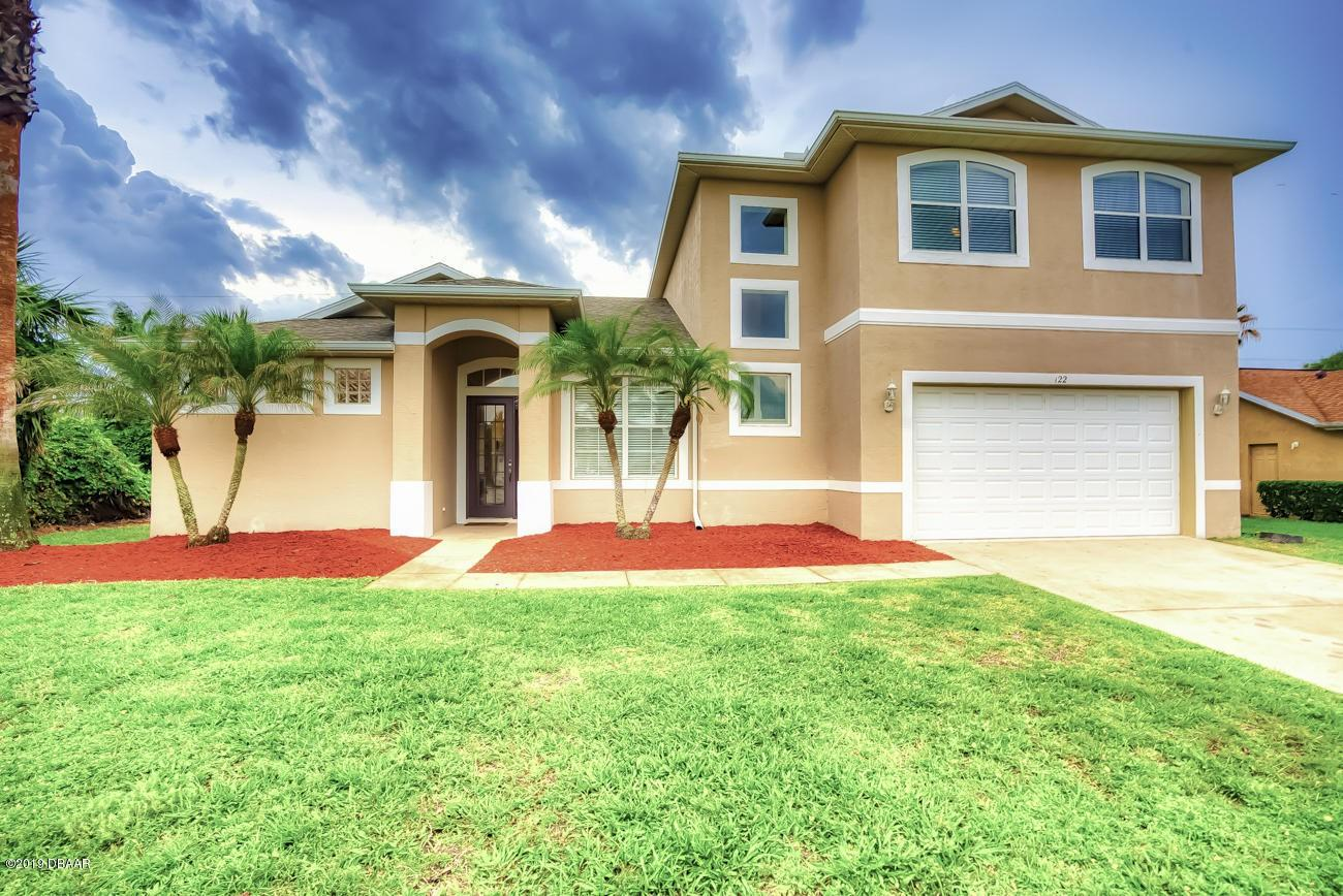 One of Ormond-By-The-Sea 5 Bedroom Homes for Sale at 122 Heron Dunes Drive