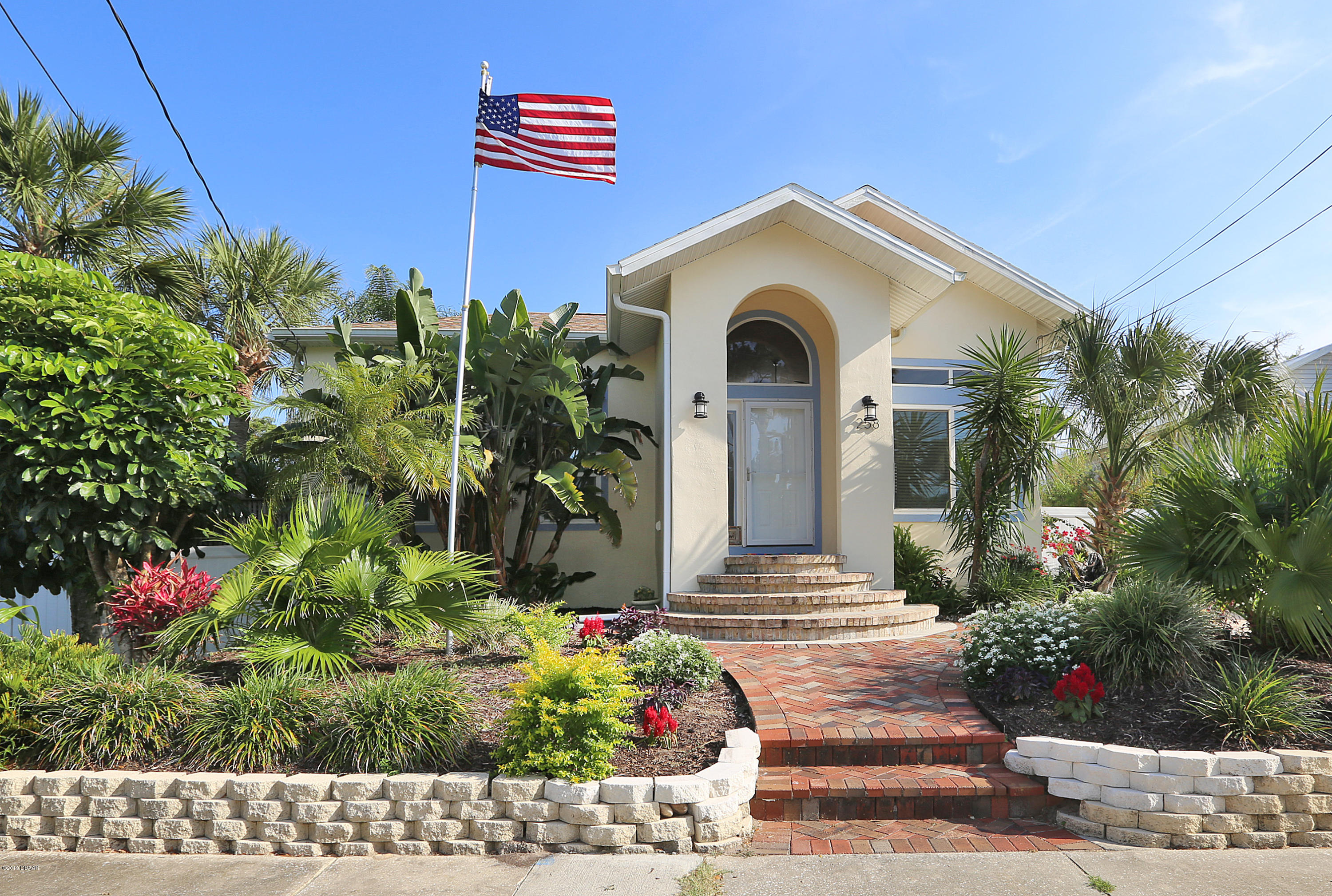 One of Daytona Beach Shores 4 Bedroom Homes for Sale at 258 seaview Avenue