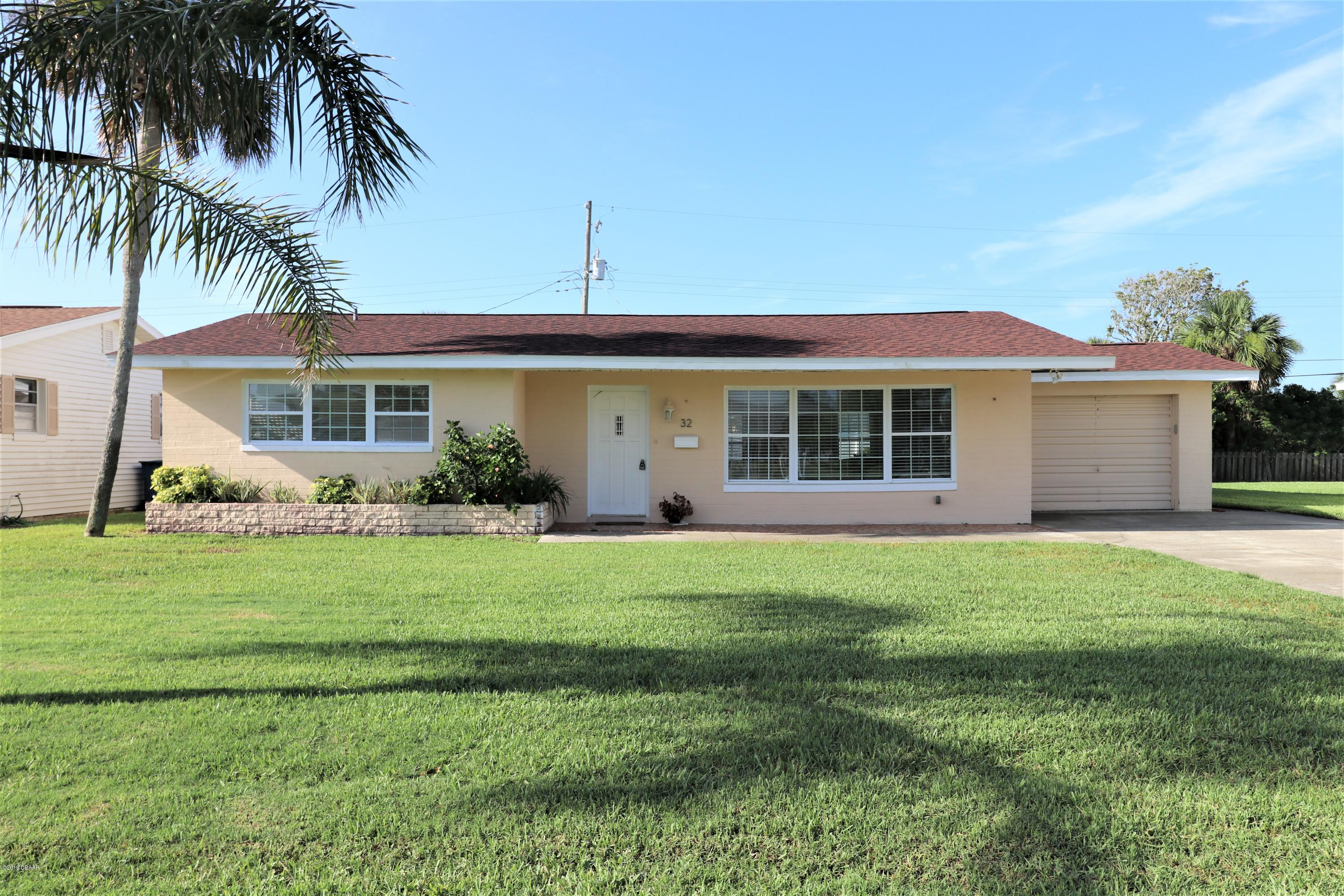 32 Ocean Crest Drive, Ormond-By-The-Sea, Florida