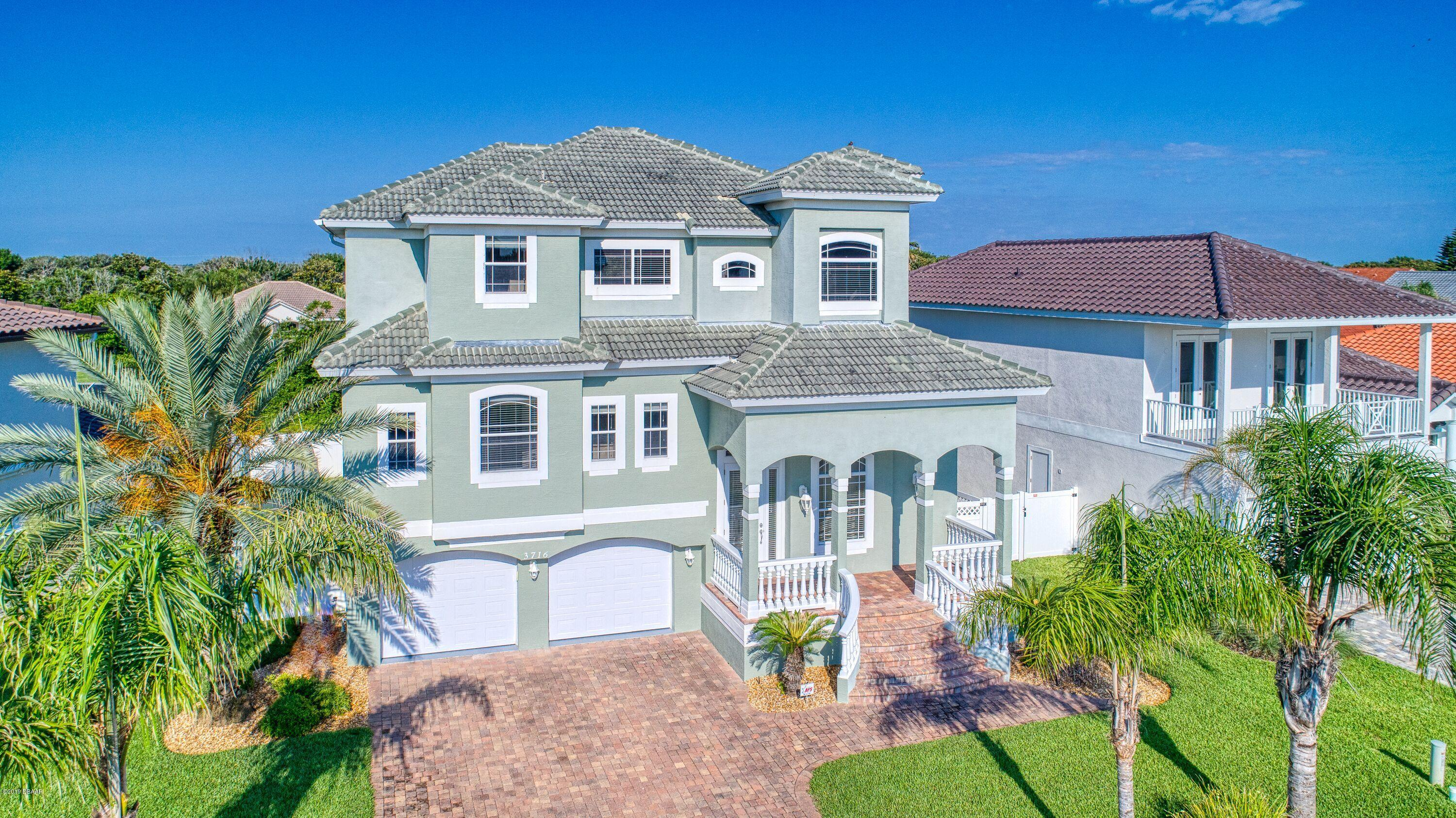 3716 Egret Dunes Drive, Ormond-By-The-Sea, Florida