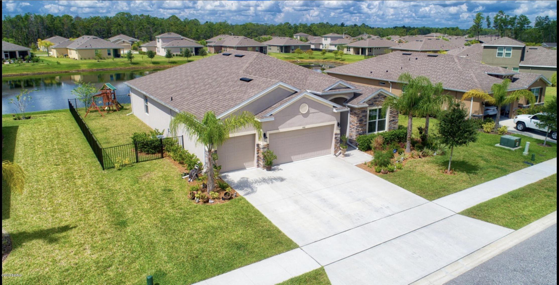 446 River Square Lane, Ormond Beach in Volusia County, FL 32174 Home for Sale