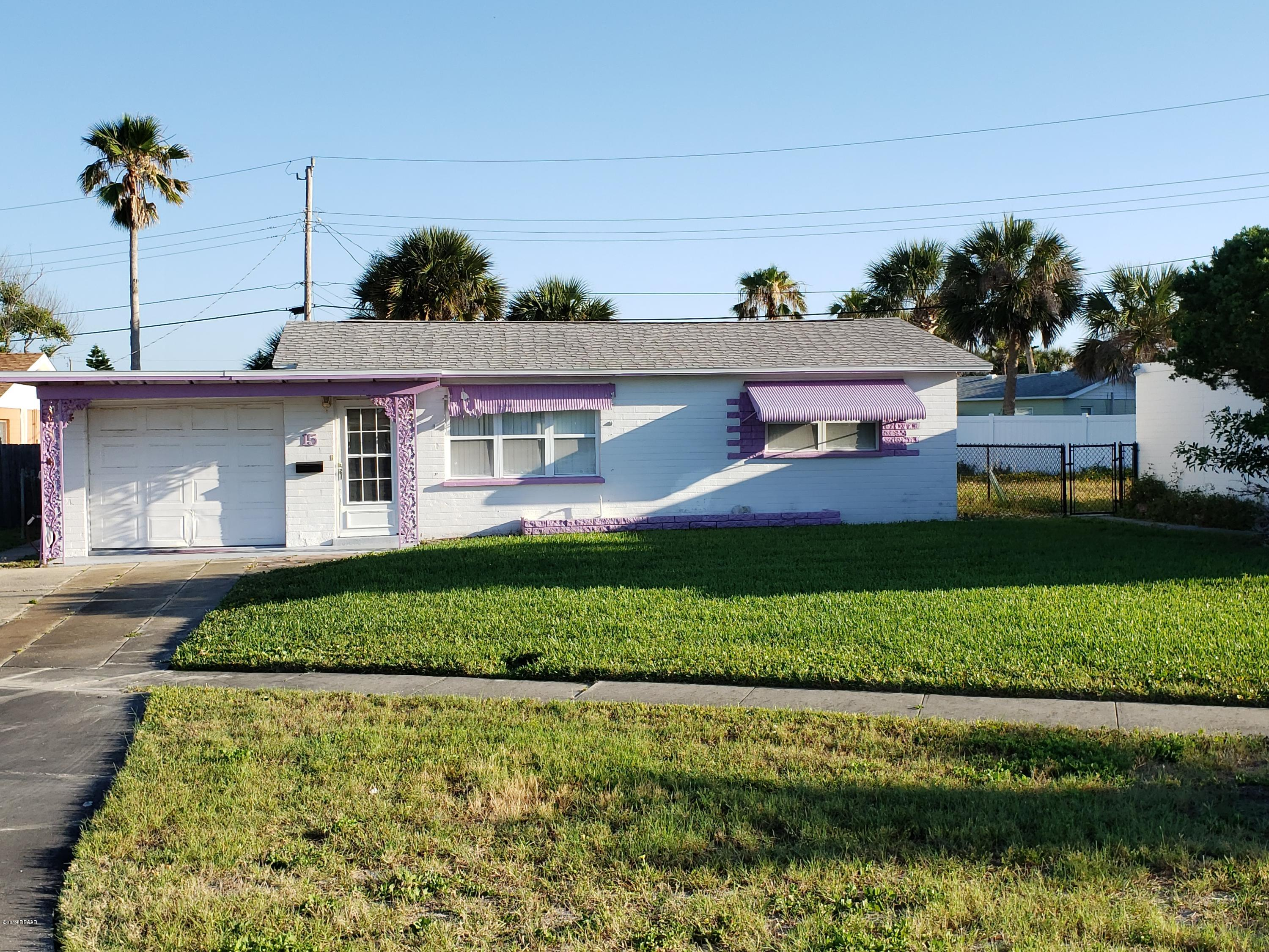 15 Seacrest Drive, Ormond Beach in Volusia County, FL 32176 Home for Sale