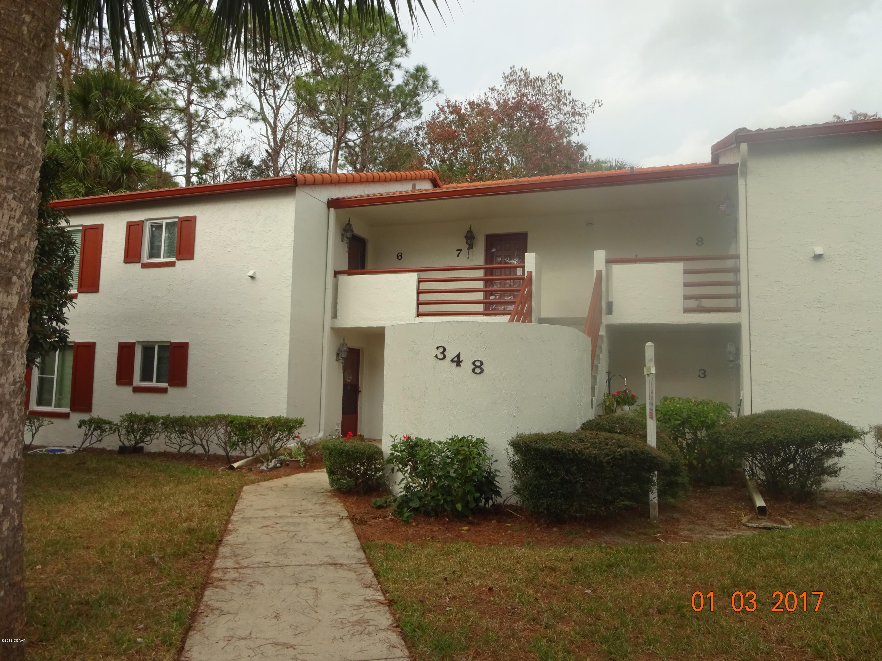 One of South Daytona 1 Bedroom Homes for Sale at 348 Bob White Court