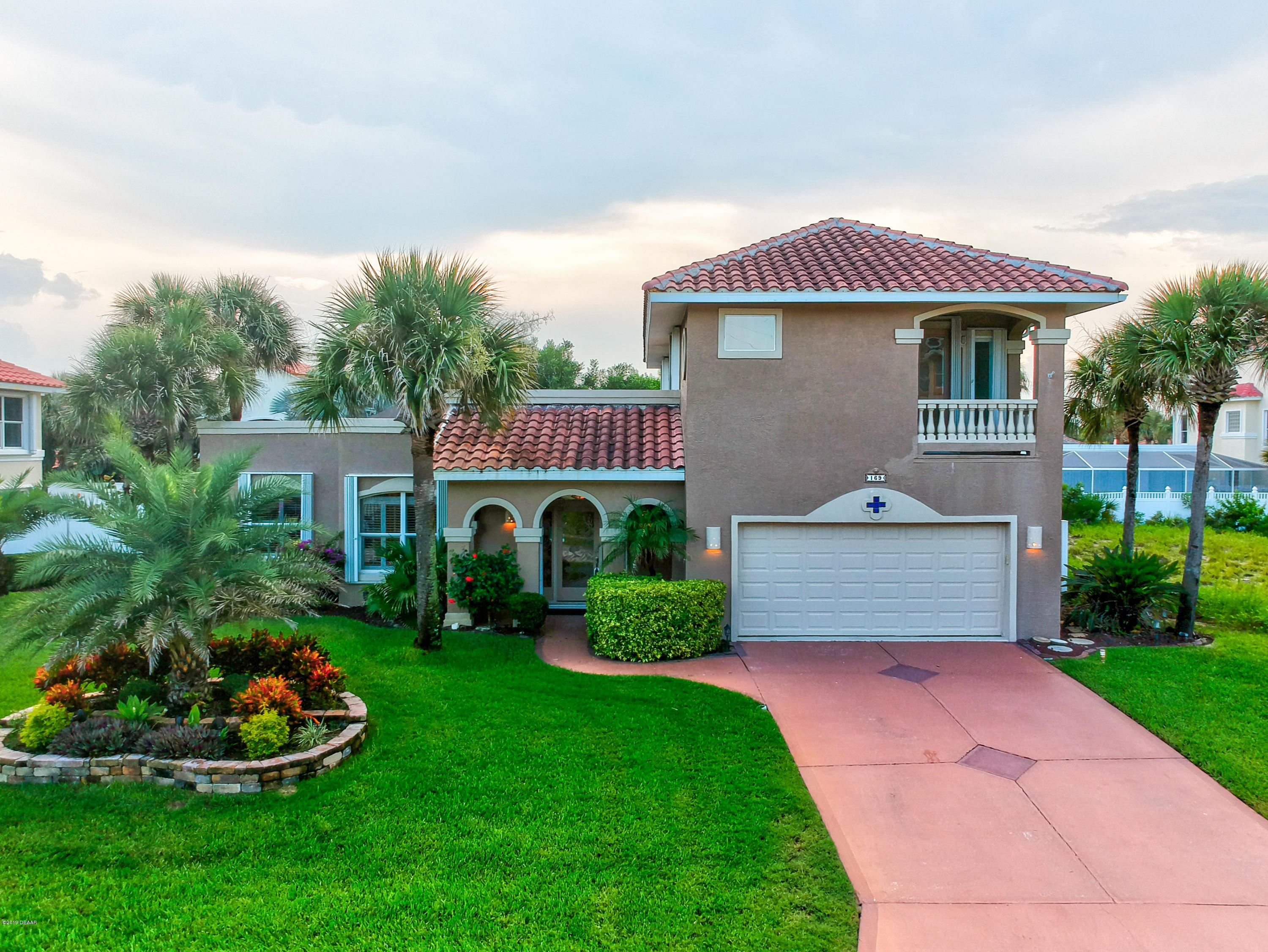 One of Ormond-By-The-Sea 3 Bedroom Homes for Sale at 169 Coquina Key Drive