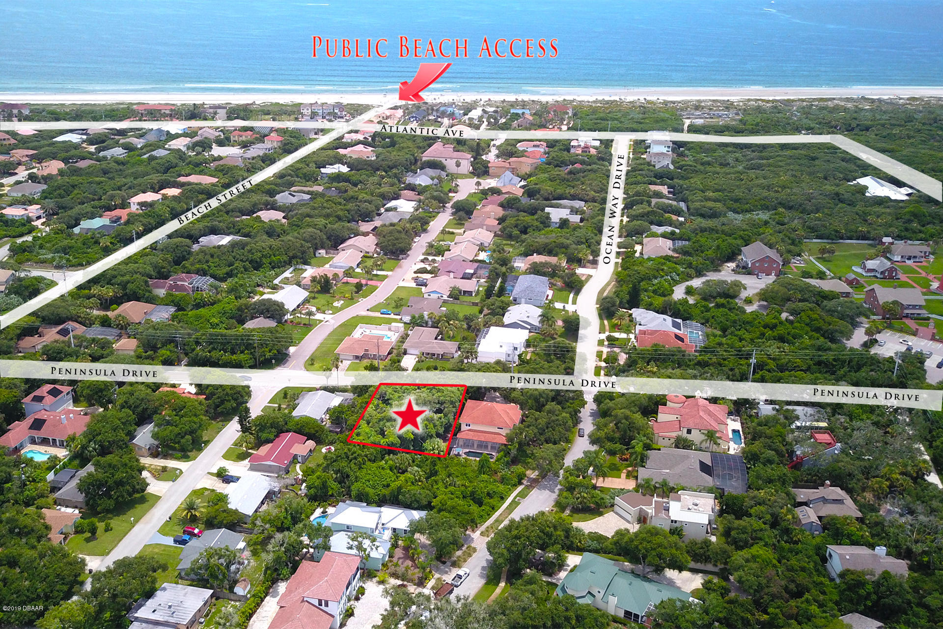 One of Ponce Inlet Homes for Sale at 4908 S Peninsula Drive