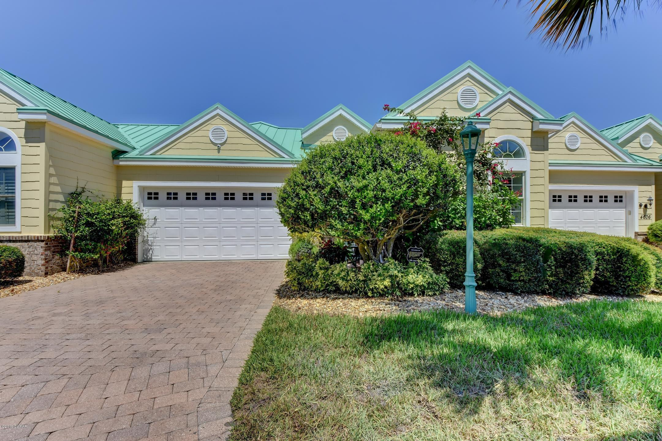 4608 Oak Hammock Court, one of homes for sale in Ponce Inlet