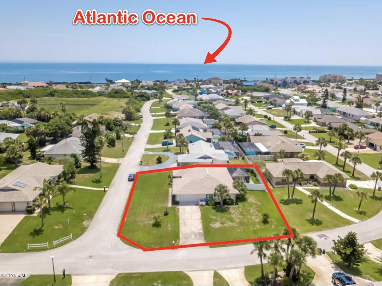 51 N Sea Island Drive, Ormond-By-The-Sea in Volusia County, FL 32176 Home for Sale