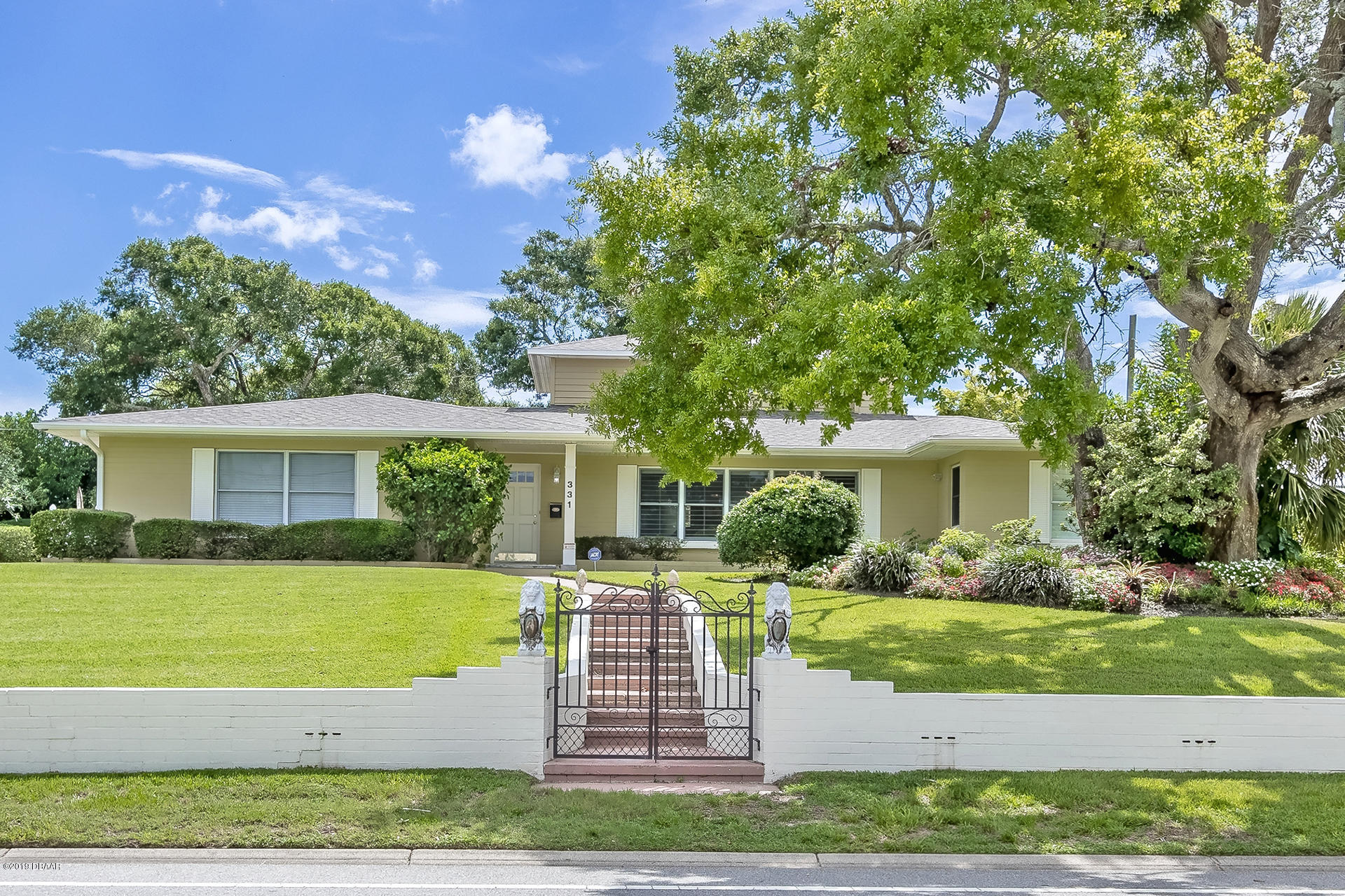 One of Ormond Beach 3 Bedroom Homes for Sale at 331 N Halifax Drive