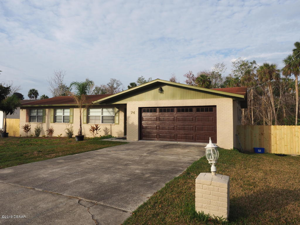 74 Magnolia Avenue, Ormond Beach in Volusia County, FL 32174 Home for Sale