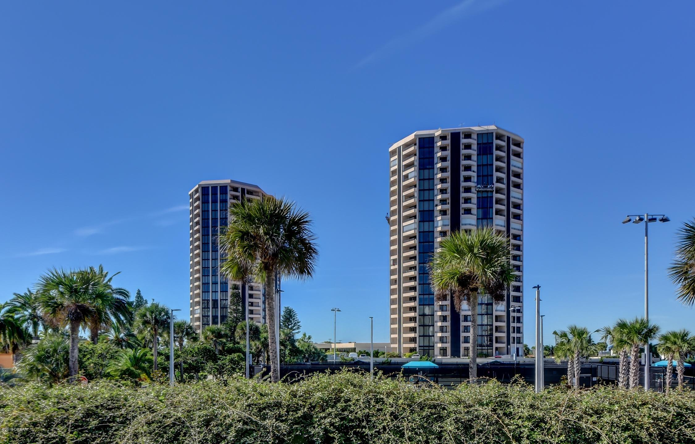 One of Daytona Beach Shores 2 Bedroom Homes for Sale at 1 Oceans West Boulevard