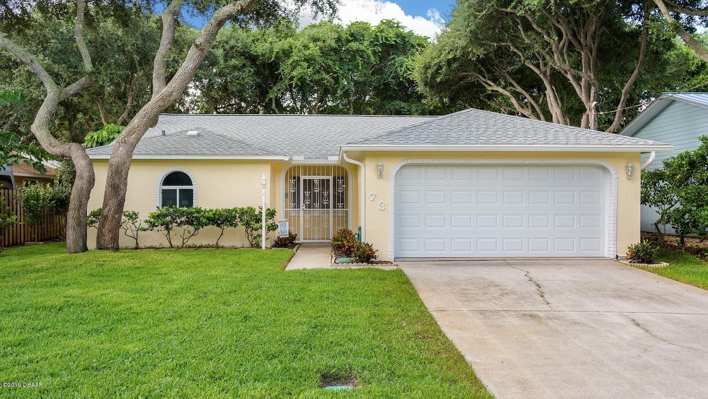73 Glenview Avenue, Ponce Inlet, Florida