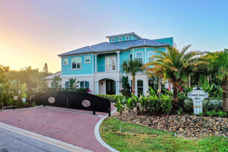 41 Ponce Inlet Key Lane, Ponce Inlet, Florida