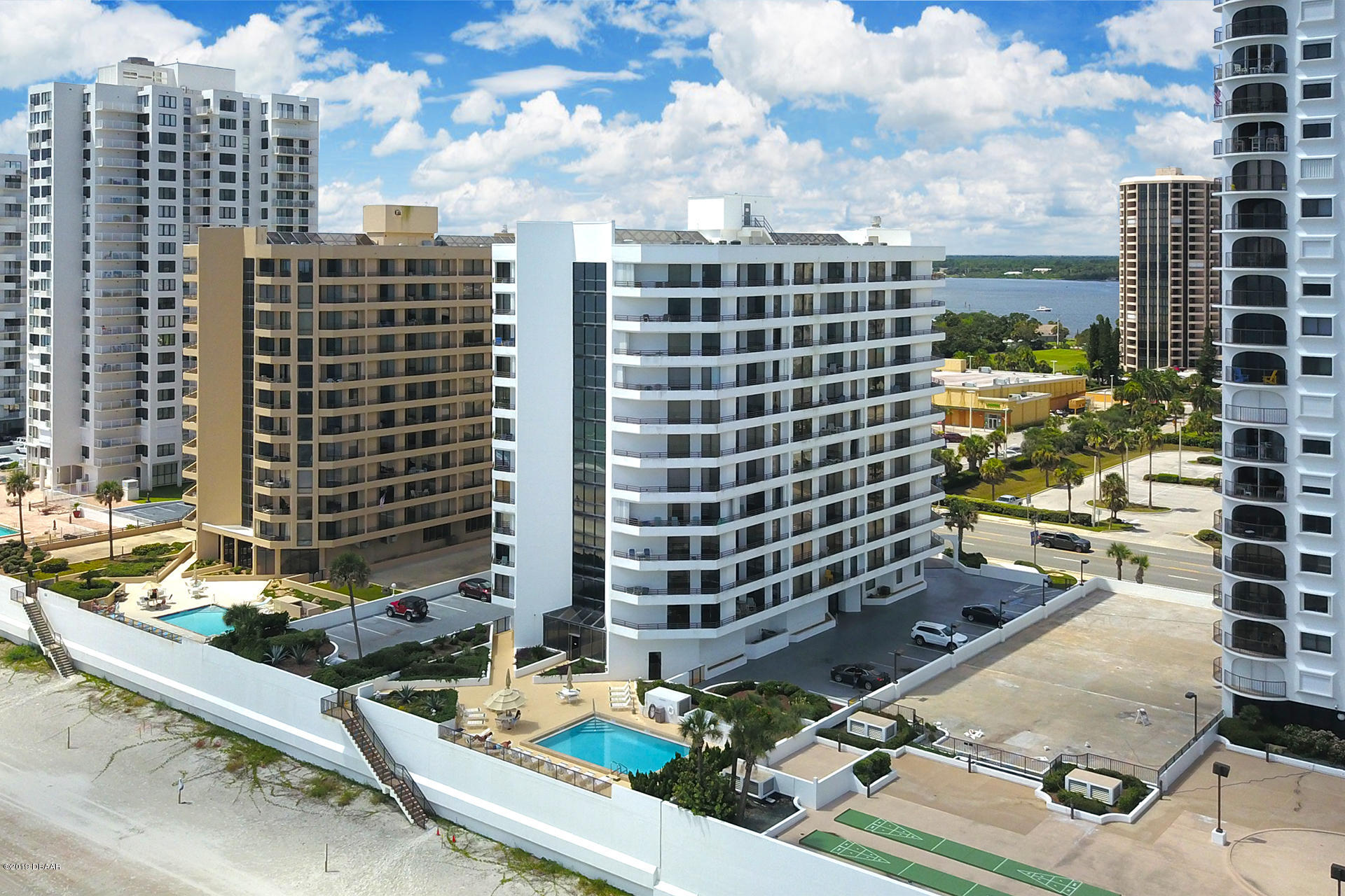 One of Daytona Beach Shores 2 Bedroom Homes for Sale at 3013 S Atlantic Avenue