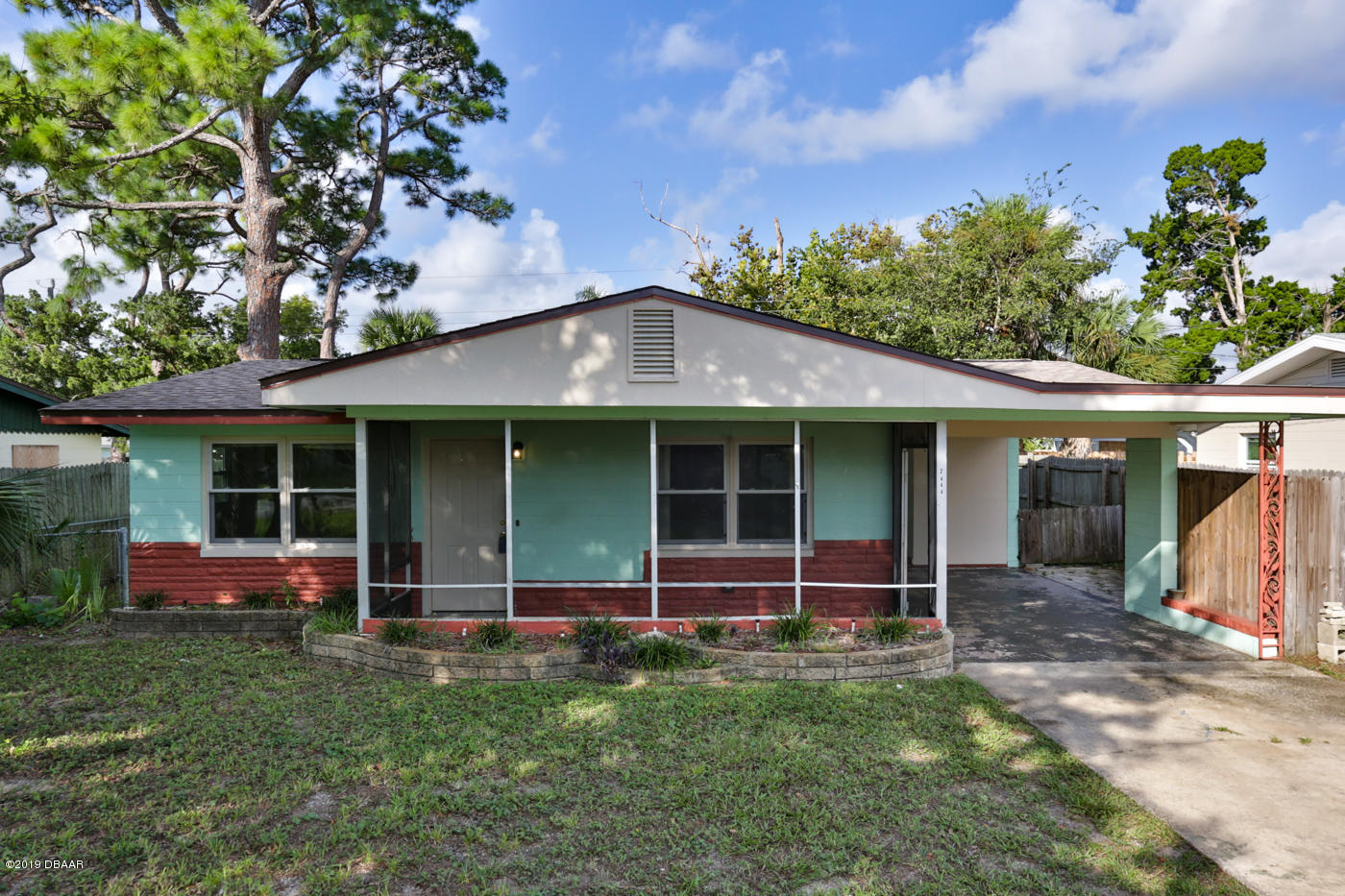One of South Daytona 2 Bedroom Homes for Sale at 2444 Yale Road