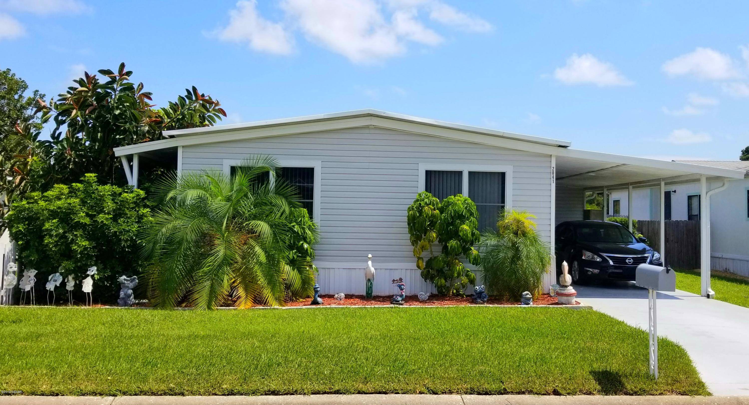 One of South Daytona 3 Bedroom Homes for Sale at 2041 Hickorywood Drive