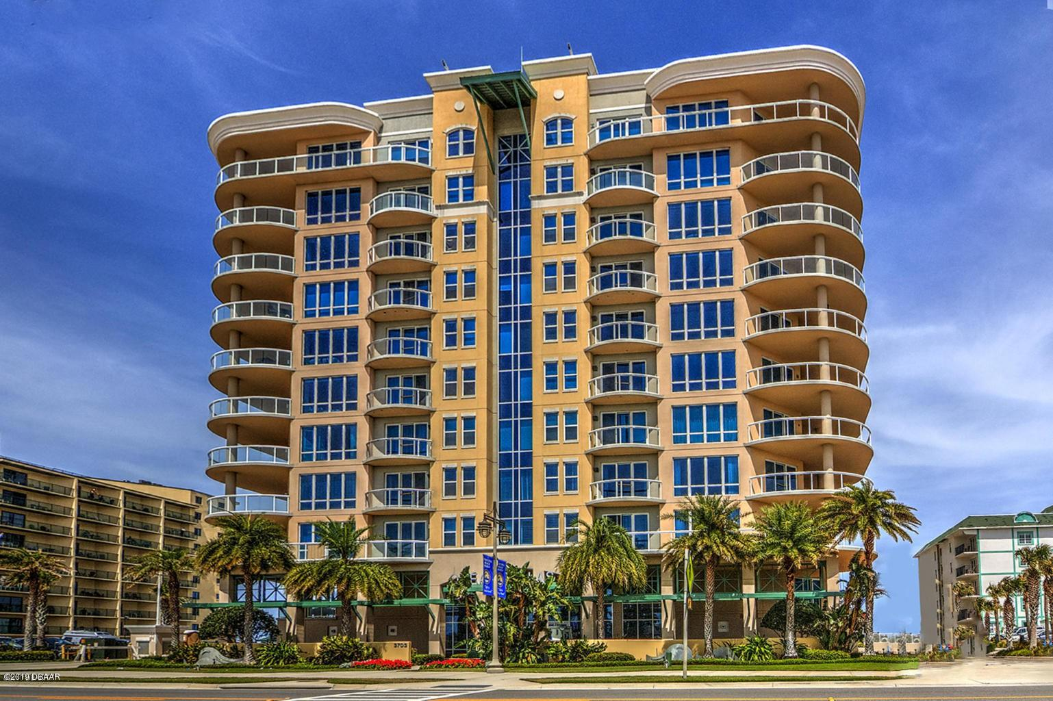 One of Daytona Beach Shores 3 Bedroom Homes for Sale at 3703 S Atlantic Avenue