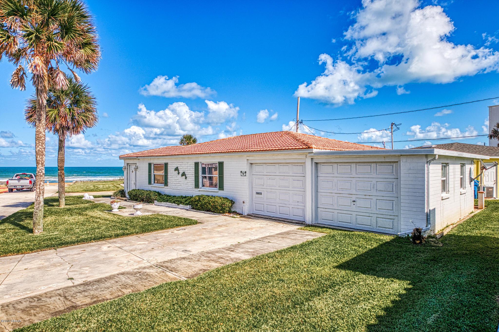 6 Sea Shore Drive, Ormond-By-The-Sea, Florida