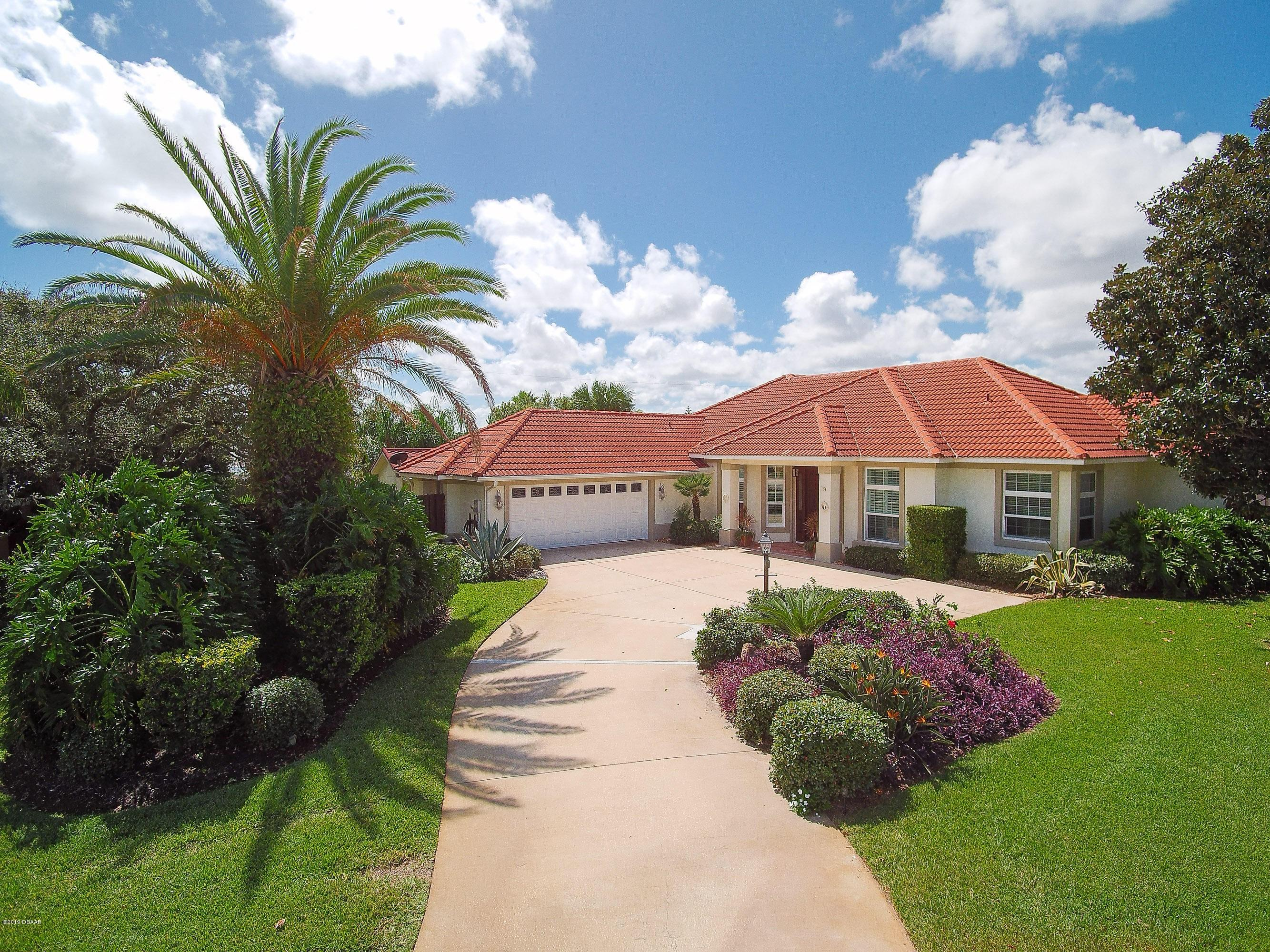 30 Spanish Waters Drive, Ormond-By-The-Sea, Florida