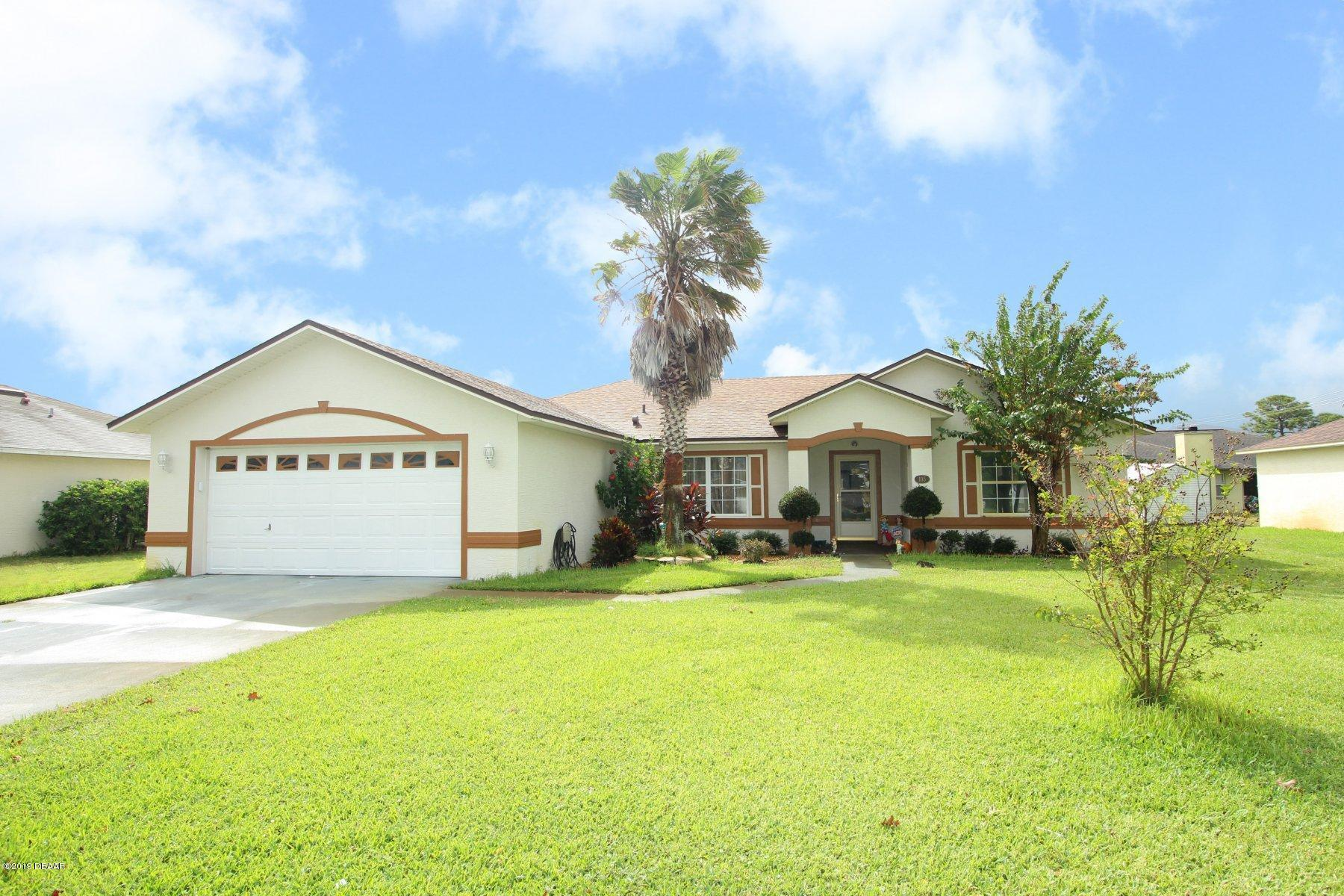 One of Holly Hill 4 Bedroom Homes for Sale at 105 Heathrow Drive