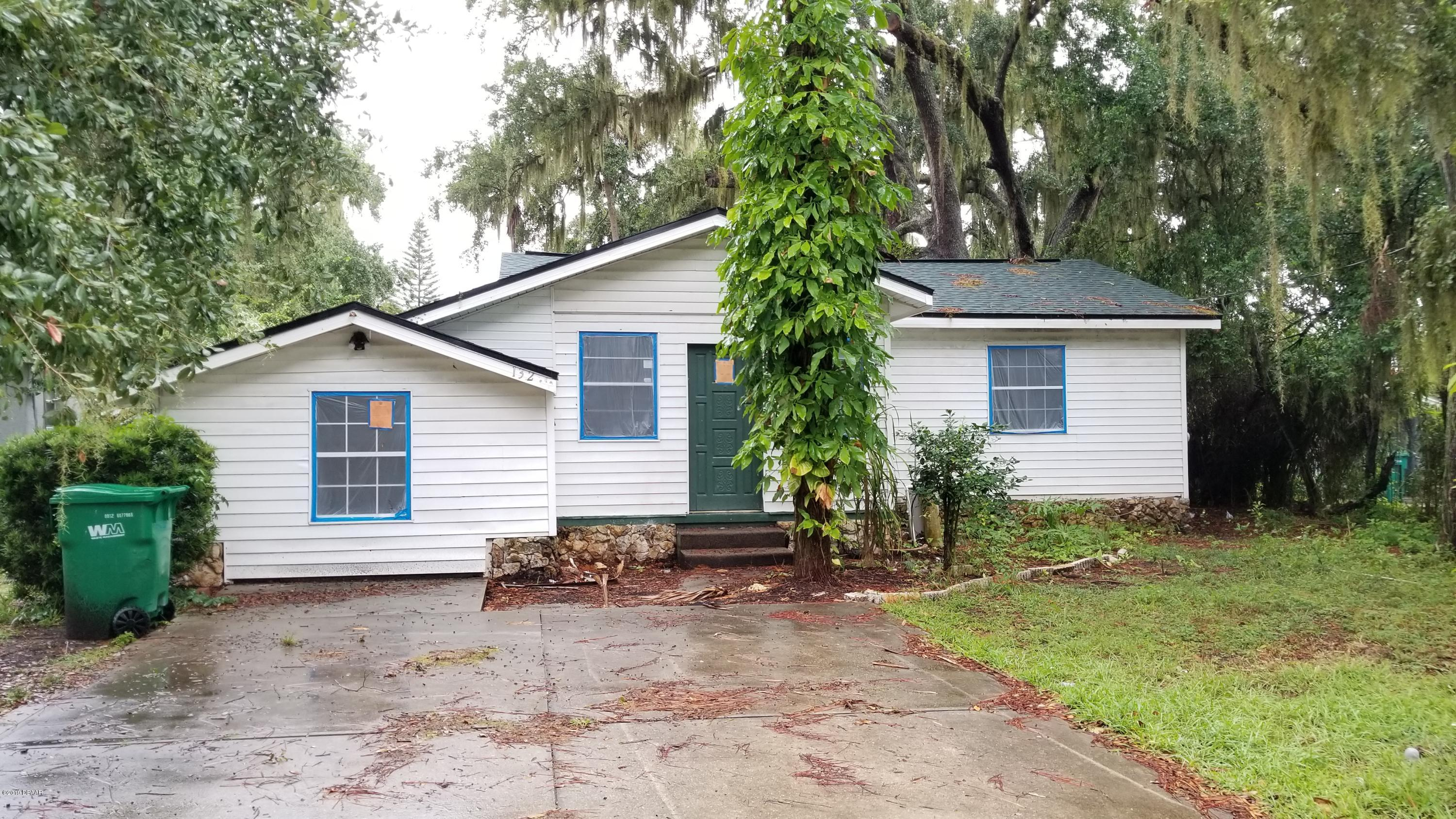 132 Flomich Street, Holly Hill, Florida