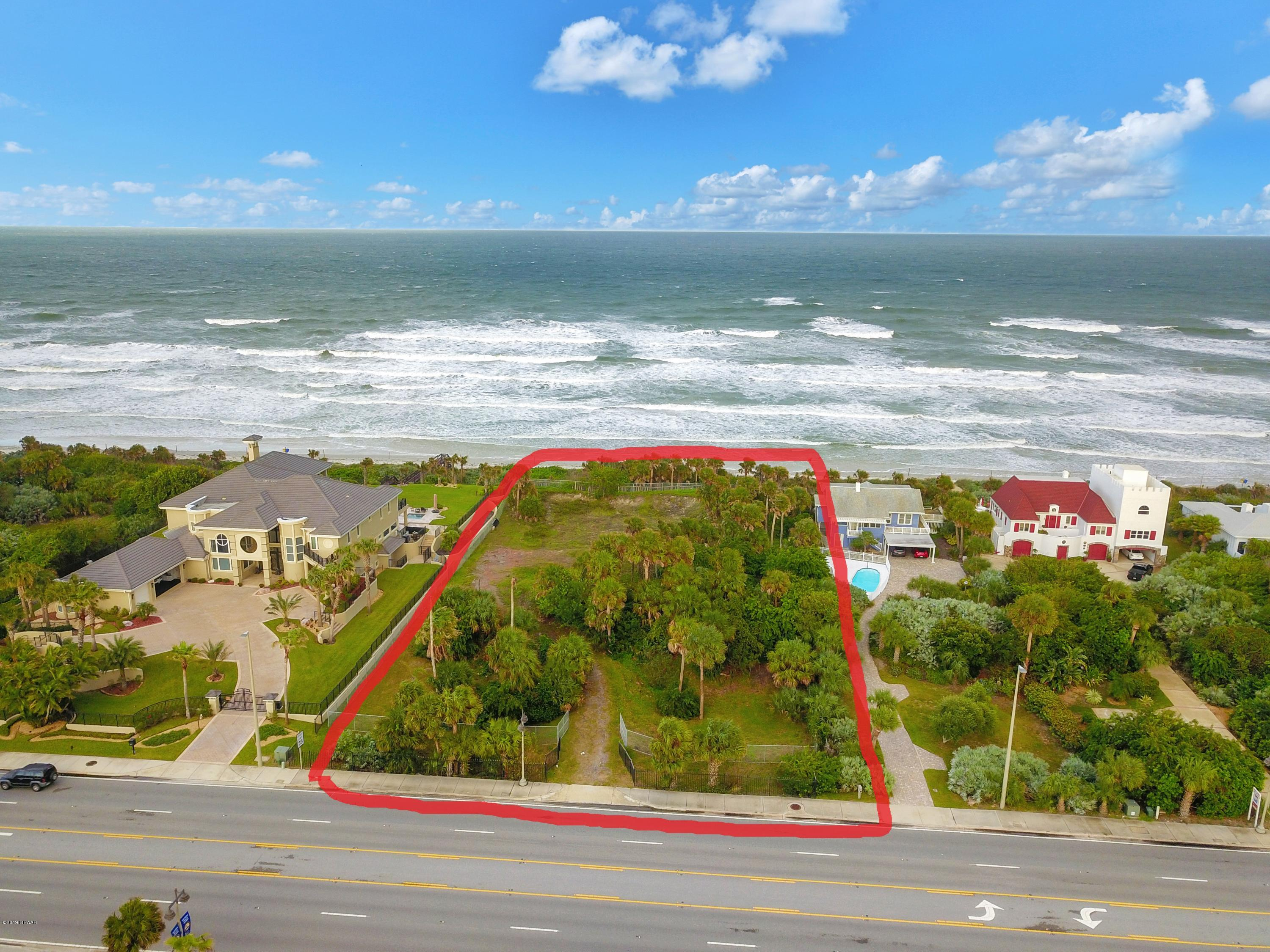 2825 S Atlantic Ave, Daytona Beach Shores, Florida 0 Bedroom as one of Homes & Land Real Estate