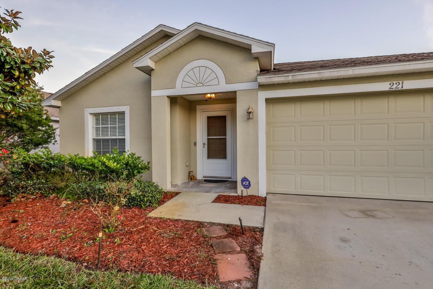 221 Brass Wood Ct, Holly Hill, Florida