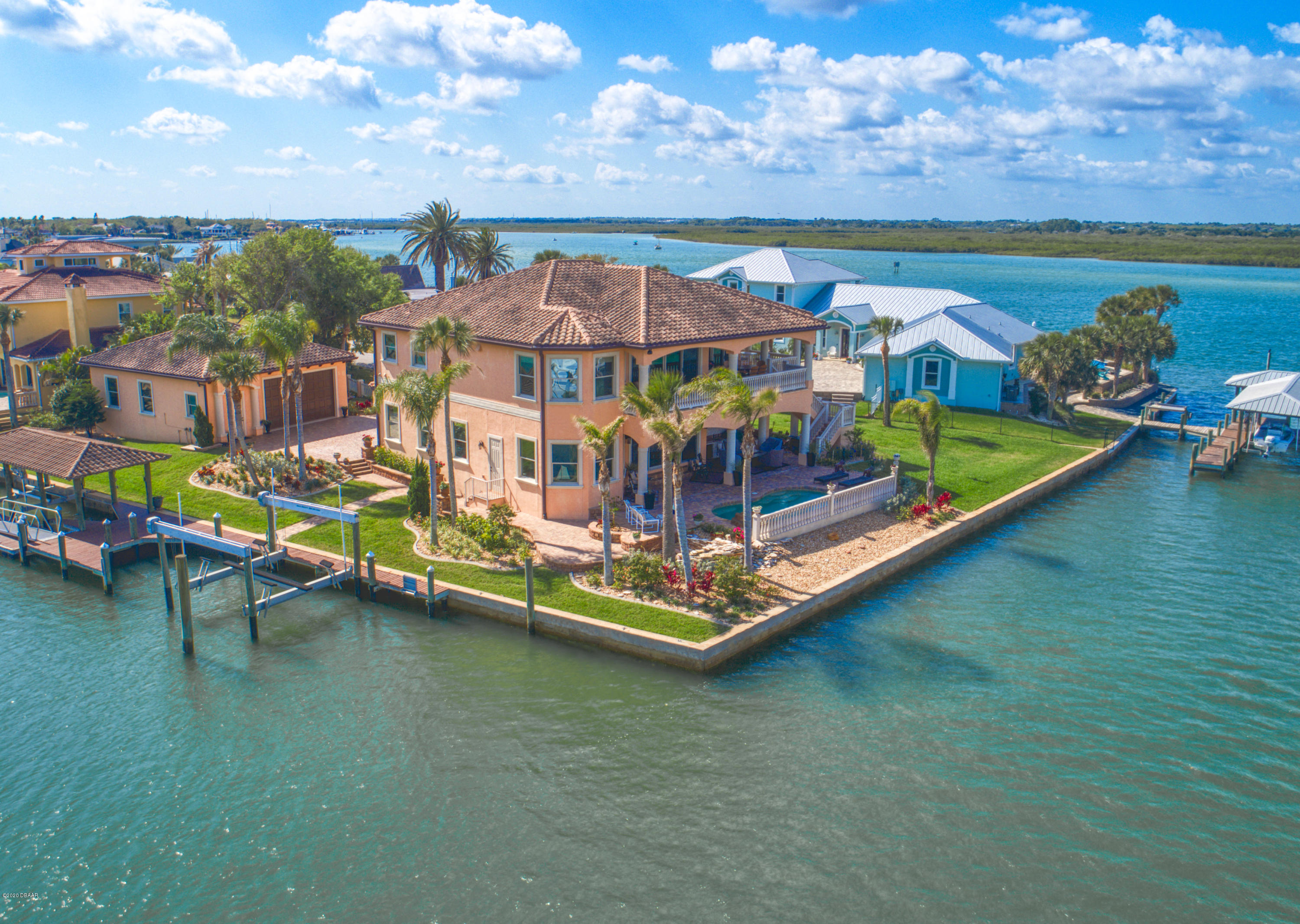 126 Ponce De Leon Circle, Ponce Inlet, Florida