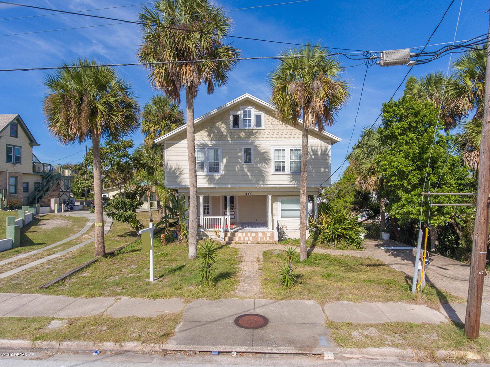 401 Silver Beach Avenue, Daytona Beach Shores, Florida