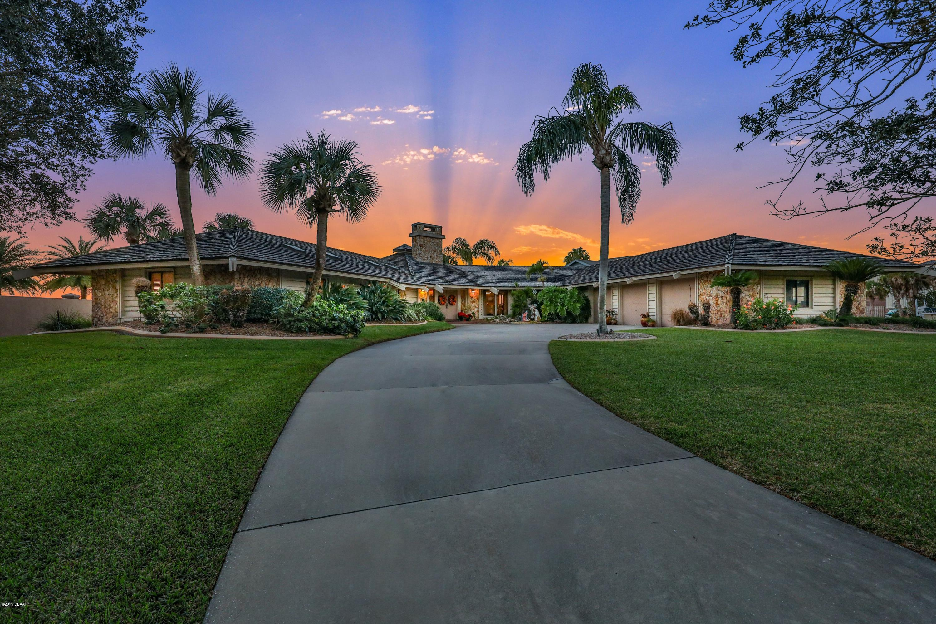 4820 S Peninsula Drive, one of homes for sale in Ponce Inlet