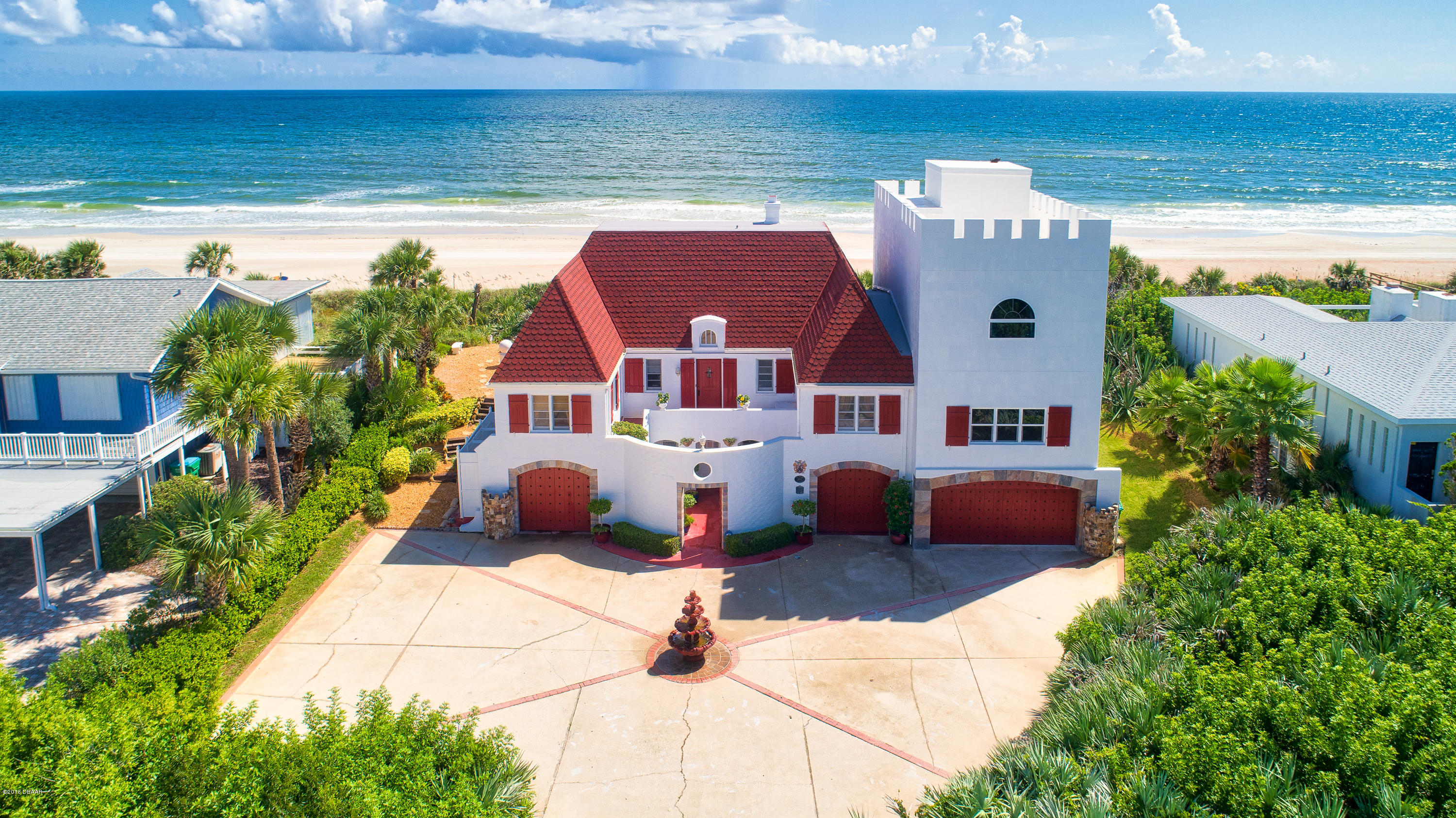 2837 S Atlantic Avenue, one of homes for sale in Daytona Beach Shores