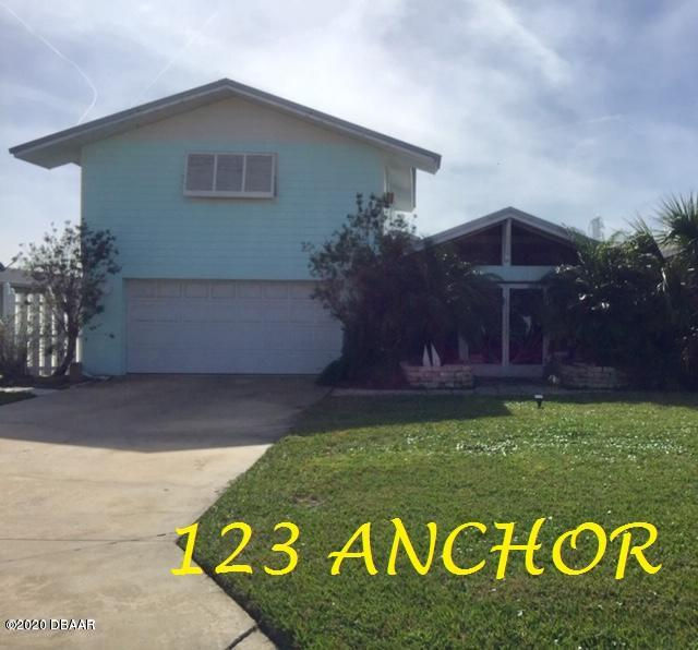 One of Ponce Inlet 4 Bedroom Homes for Sale at 123 Anchor Drive