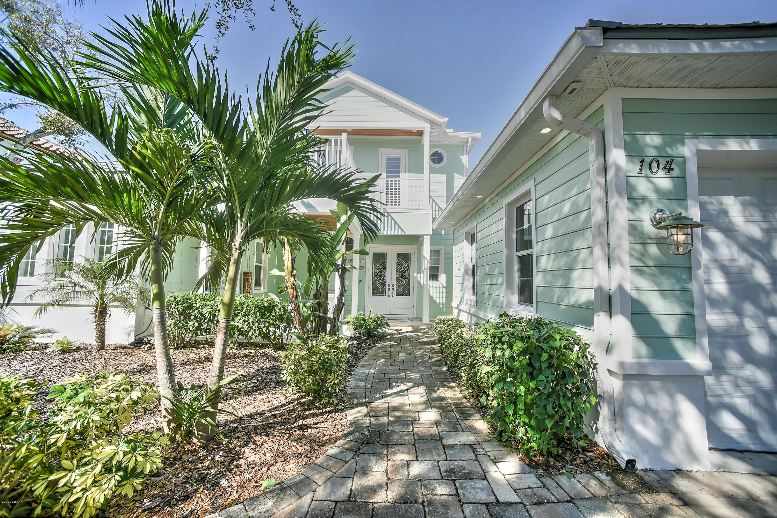 104 Ocean Way Drive, Ponce Inlet, Florida