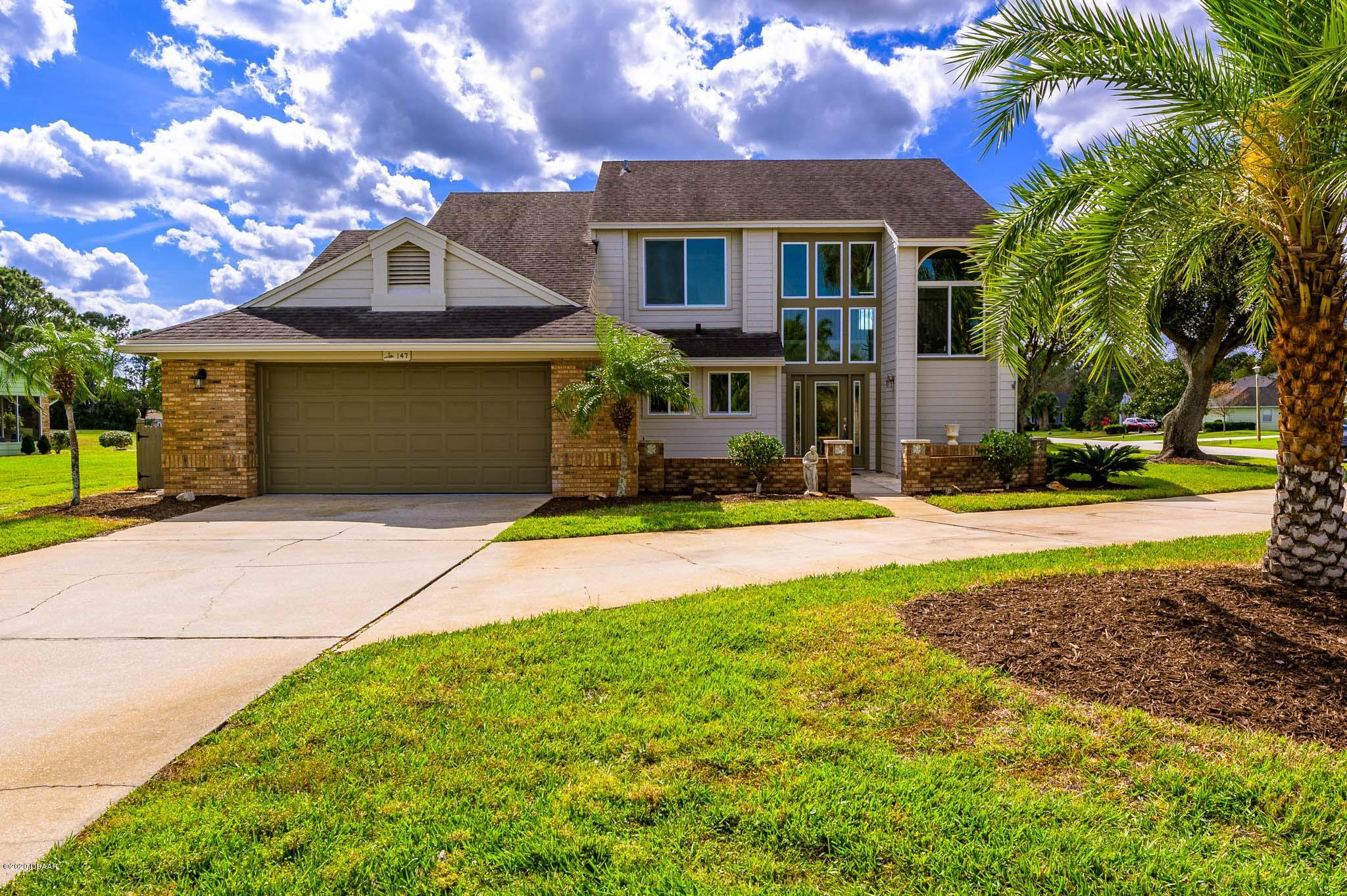 147 Green Heron Court, South Daytona, Florida