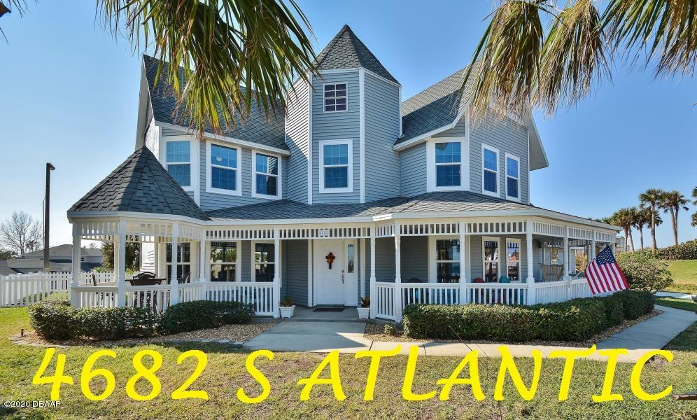 4682 S Atlantic Avenue, Ponce Inlet, Florida