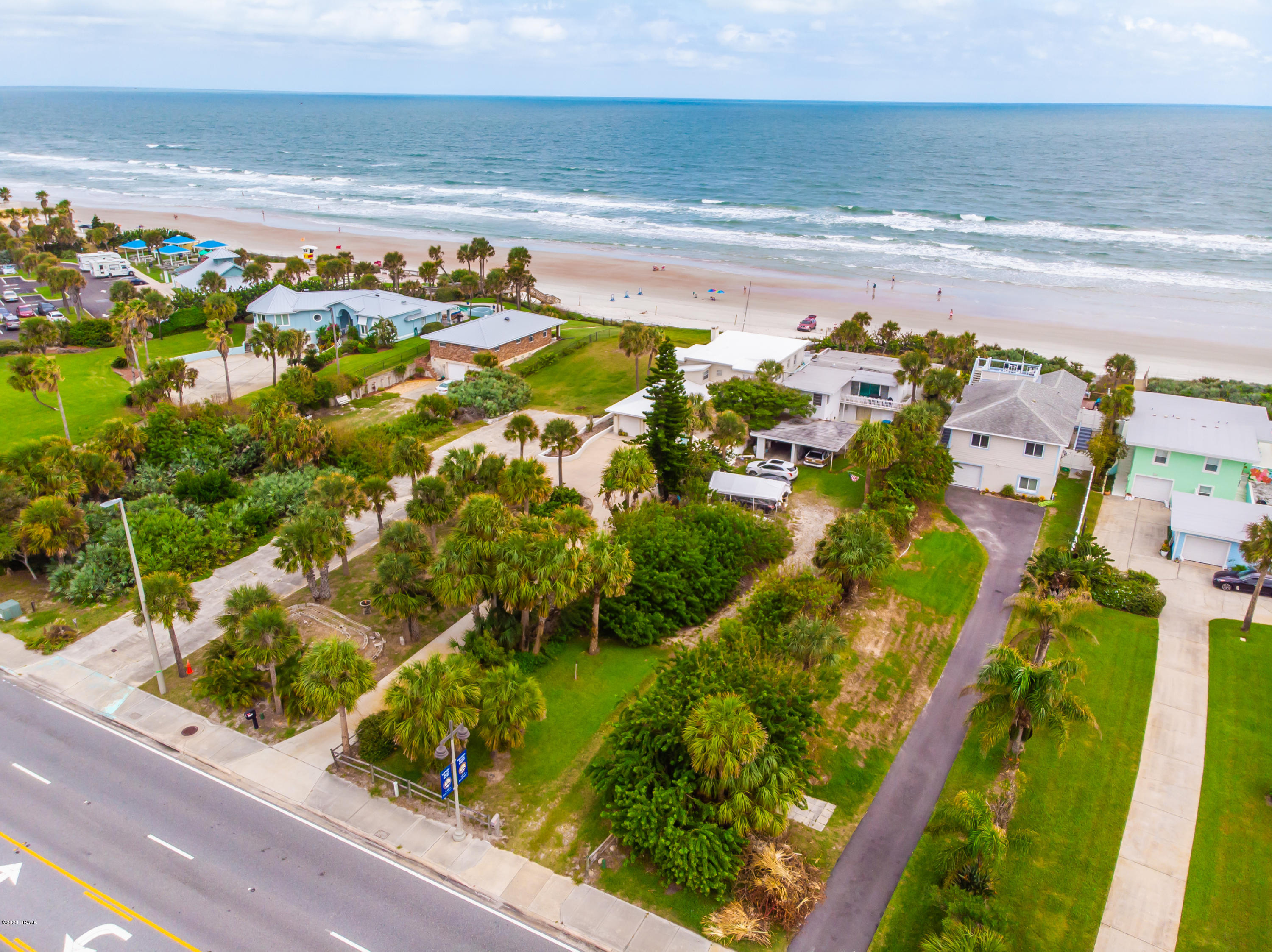 One of Daytona Beach Shores 3 Bedroom Homes for Sale at 2715 S Atlantic Avenue