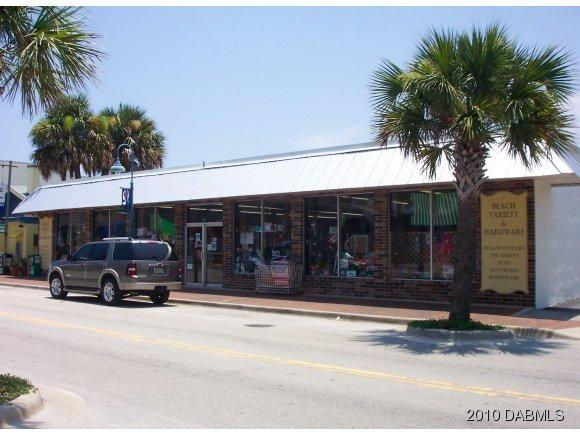 Commercial Property for Sale, ListingId:20341018, location: 311 Flagler Avenue New Smyrna Beach 32169