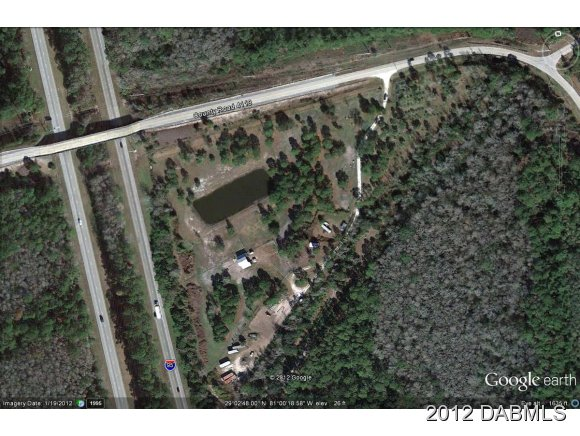 Land for Sale, ListingId:20737106, location: 3160 Pioneer Trl New Smyrna Beach 32168