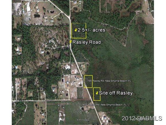 0 Rasley Rd, New Smyrna Beach, FL 32168