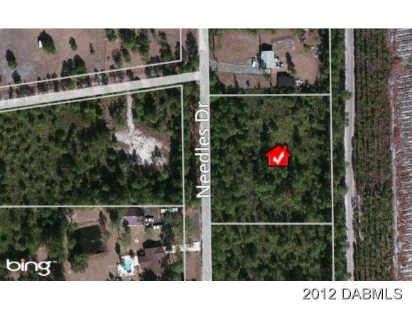 Land for Sale, ListingId:21511481, location: 430 Needles Dr Ormond Beach 32174