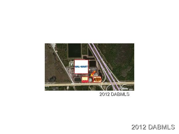 Land for Sale, ListingId:21753492, location: 2995 State Road 44 New Smyrna Beach 32168