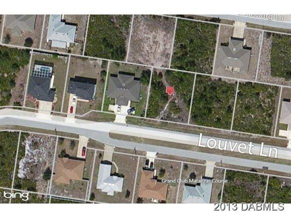 Louvet Ln, Palm Coast, FL 32137