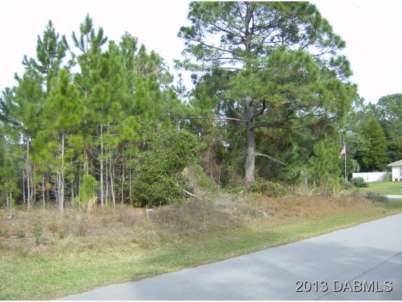 Land for Sale, ListingId:22431500, location: 33 Rockwell Ln Palm Coast 32164