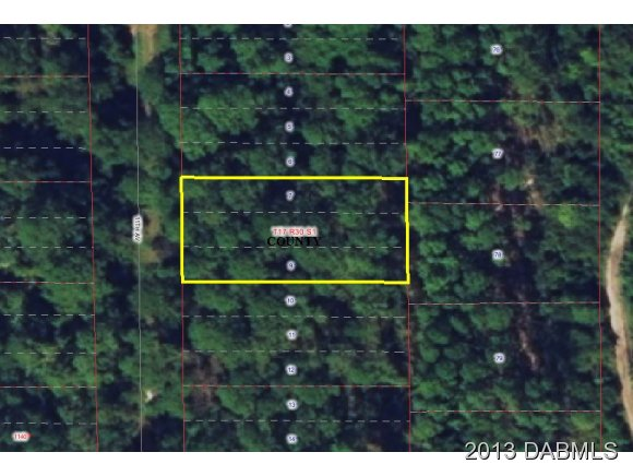 Land for Sale, ListingId:23310487, location: 0 11th Ave Deland 32724